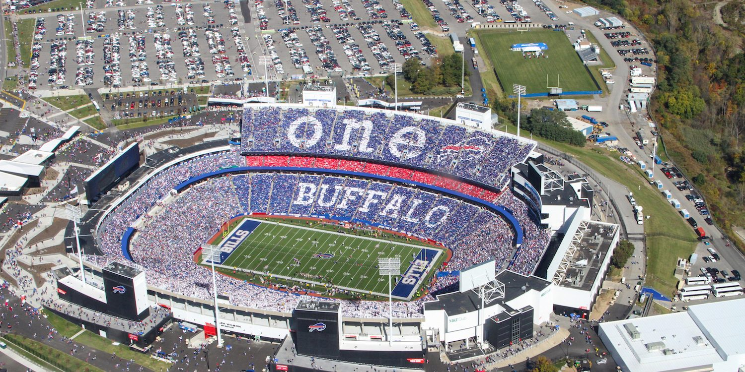 ac34e27584c Concrete no barrier to connectivity for Buffalo Bills fans